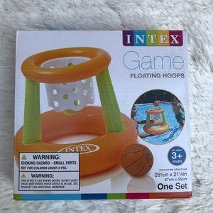 Intex Floationg Hoops Pool Game